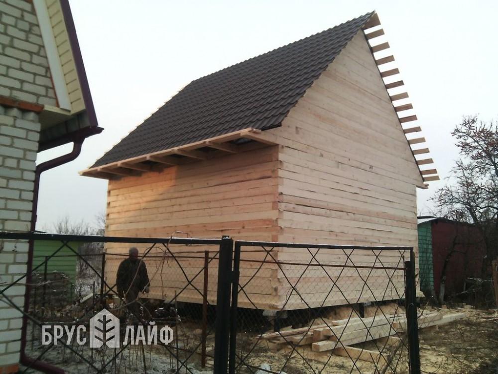 Отзыв о строительстве дома из бруса Рязань