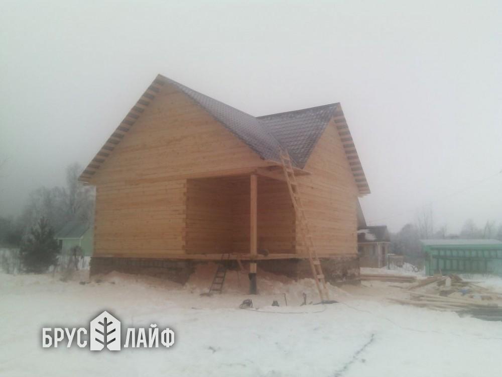 Отзыв о строительстве дома из бруса г.Волокаламск